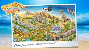 Paradise Island c