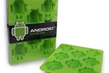 Des glaçons Android ? C'est possible !