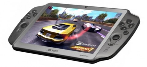 Archos GamePad: Une console portable Android