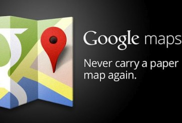L'application Google Maps Indoor est disponible via la mise à jour