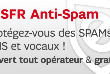 SFR Anti-Spam: l'application qui vous protège !