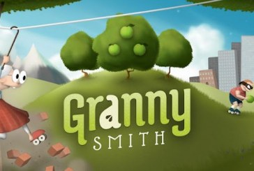 Granny Smith: Un rolling game bien sympa !