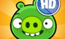 Bad Piggies HD : ah les cochons !