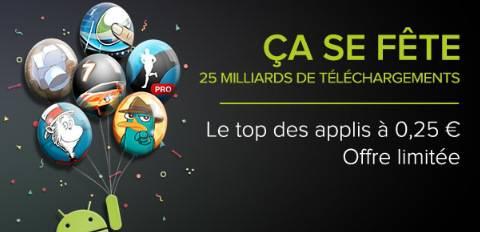 Read more about the article Les meilleures applis Android pour 0,25 euros pendant 5 jours !