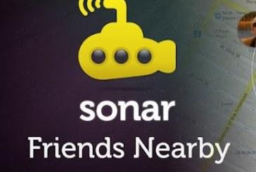 Sonar: Amis à proximité, une appli simple pour trouver des amis!