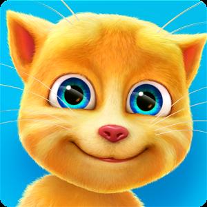 Ginger, le chat qui parle: trop mignon