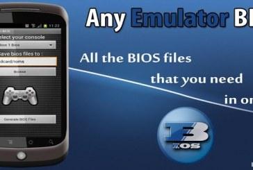 Any Emulator Bios: Tous les bios pour vos émulateurs