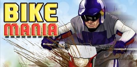 Bike Mania: Il faut savoir manier sa moto