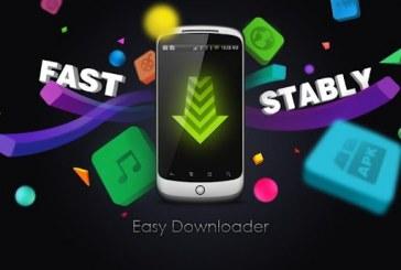 Easy Downloader: un gestionnaire de téléchargement efficace !