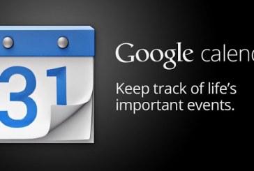 Google Agenda en téléchargement sur Google Play