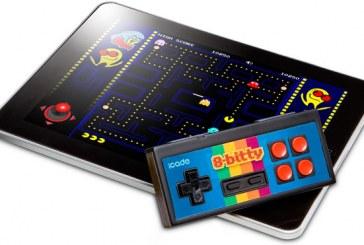 iCade 8-Bitty: un contrôleur de jeu rétro