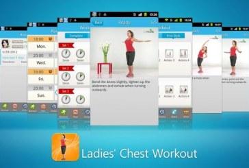 Poitrine Exercer: Pour avoir la poitrine bien ferme