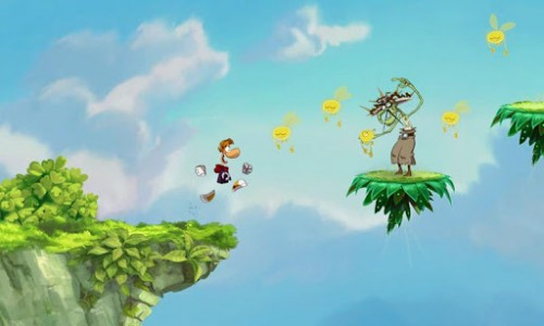 Rayman Jungle Run b