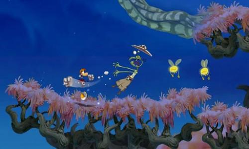 Rayman Jungle Run c