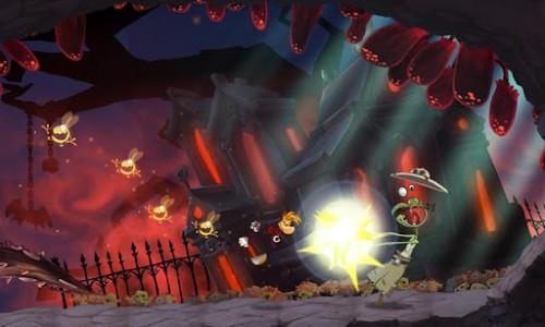 Rayman Jungle Run d