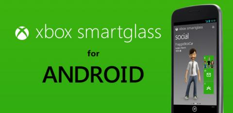 Read more about the article Xbox Smart Glass: Toute votre Xbox sur votre Android
