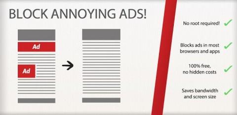 Adblock Plus: Bloquez toutes les pubs sur votre Android