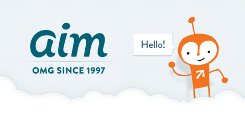 AIM: Le service de chat d'AOL