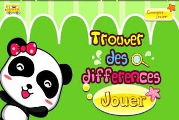 Trouver des différences: Un jeu pour les enfants!