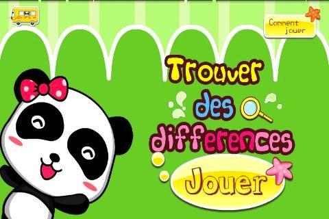 Read more about the article Trouver des différences: Un jeu pour les enfants!