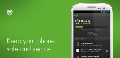 Read more about the article Lookout Antivirus et Sécurité est disponible