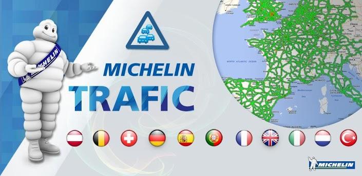 Michelin Trafic: Pour connaître l'état du trafic
