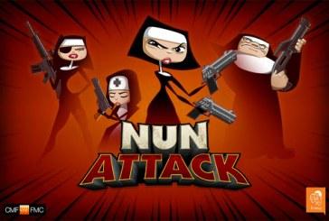 Nun Attack: Aidez des nonnes à combattre les ténèbres!