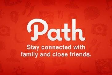 Path: Un nouveau réseau social sur Android!