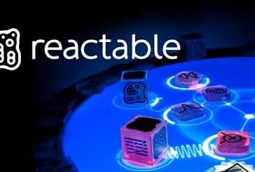 Reactable Mobile: Un vrai logiciel de musique