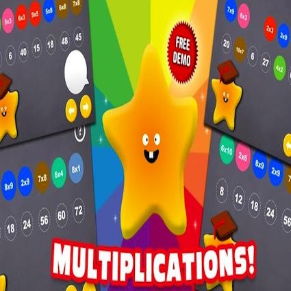Tables de multiplications un jeu ludique pour vos enfants for Table multiplication ludique