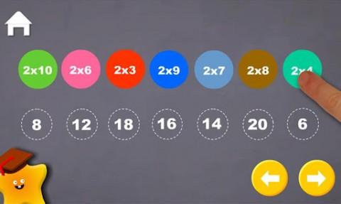 tables de multiplications pour vos enfants android zone