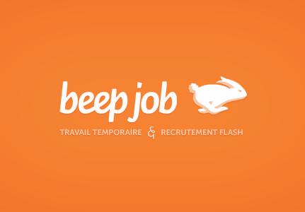 BeepJob: Cherchez un emploi sur Android!