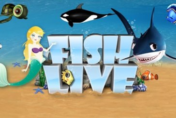 Fish Live: Un véritable aquarium sur son Android