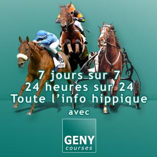 Geny Courses – Infos Turf: L'info hippique !