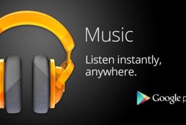Google Play Music: Votre bibliothèque audio dans le cloud