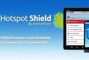 Hotspot Shield VPN: Avoir un VPN gratuit sur Android