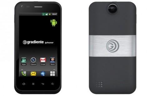 Read more about the article Vous voulez un iPhone tournant sous Android ?