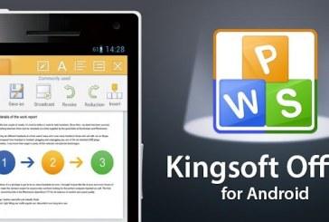 Kingsoft Office: La meilleure suite office gratuite