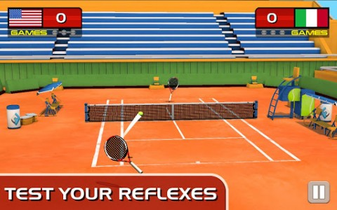 play tennis 1