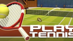 Play Tennis: Un vrai jeu de tennis tactile