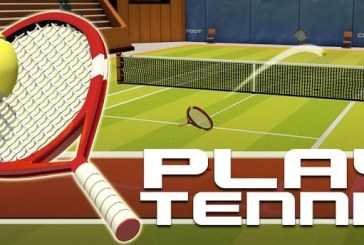 Play Tennis: Un vrai jeu de tennis tactile
