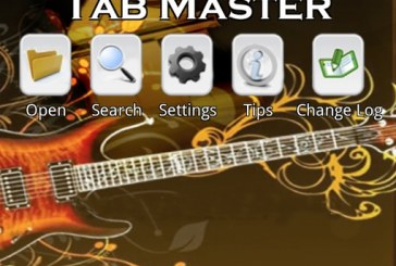 Tab Master: Lire des tablatures sur Android!