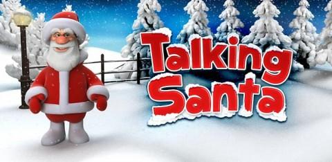Talking Santa: Le père Noël qui parle