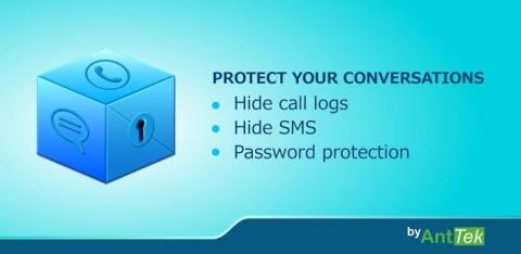 Ultimate Secret Box: Pour cacher vos sms et votre journal d'appel