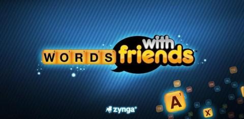 Words With Friends: Un scrabble en Anglais