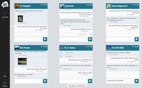 MightyText Envoyez des SMS depuis un ordinateur 1