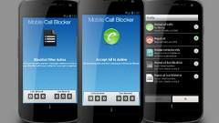 Mobile Call Blocker: Stoppez les appels et SMS non sollicités!