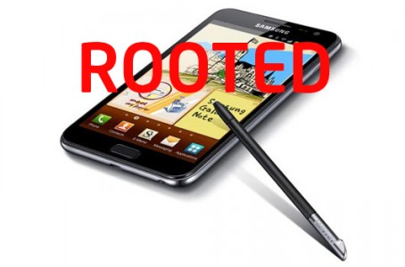 Rooter le Galaxy Note sans toucher au Kernel