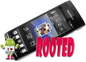Read more about the article Rooter très facilement le Sony Xperia S