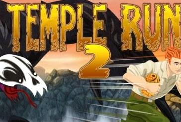 Temple Run 2: Pus beau, plus dur, plus mieux quoi !